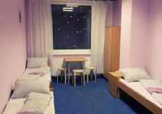 АРЕНА ХОСТЕЛ (м.Тульская,м. Нагатинская) Место в четырехместном номере