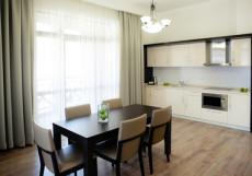 ГОРКИ ГОРОД АПАРТАМЕНТЫ (Красная Поляна, Эсто-Садок) Апартаменты с 1 спальней
