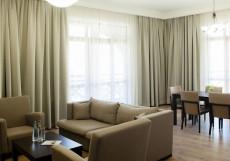 ГОРКИ ГОРОД АПАРТАМЕНТЫ (Красная Поляна, Эсто-Садок) Апартаменты с 2 спальнями