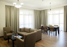 ГОРКИ ГОРОД АПАРТАМЕНТЫ (Красная Поляна, Эсто-Садок) Апартаменты с 3 спальнями
