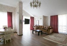 ОТКРЫТИЕ  | Красная Поляна | c кухней Апартаменты с 1 спальней