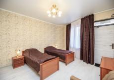 МАРОККО МИНИ-ОТЕЛЬ (г. Сочи, адлерский район) Стандартный двухместный номер (2 односпальные кровати)