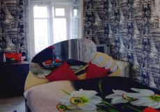 РЕСТ | м. Павелецкая | Павелецкий вокзал Улучшенный двухместный номер c балконом (двуспальная или 2 односпальные кровати)