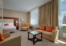 Марриотт Новый Арбат - Marriott  Hotel Novy Arbat Люкс с 1 спальней и правом посещения лаунджа