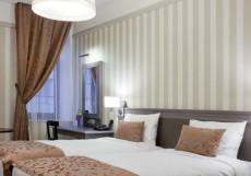 MERCURE ARBAT MOSCOW- МЕРКЮР АРБАТ МОСКВА Стандартный двухместный номер (2 односпальные кровати)