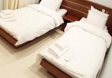 TOWN PALACE HOTEL ( г. Ереван, центр) Стандартный двухместный номер (2 односпальные кровати)