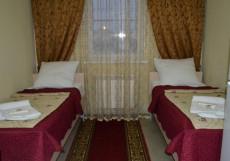 HOME HOTEL - ХОУМ ХОТЕЛ Двухместный с двумя кроватями