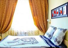 HOME HOTEL - ХОУМ ХОТЕЛ Двухместный большая кровать в блоке /  трансфер 200 р
