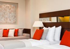 Рэдиссон Блю Резорт Сочи - Radisson Blu Resort & Congress Centre Улучшенный двухместный номер с 1 кроватью или 2 отдельными кроватями