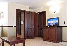 СИБИРСКИЙ ГОСТЕВОЙ ДОМ (г. Челябинск, центр) Двухместный улучшенный номер