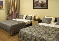 Камергерский отель (м. Театральная, Большой театр) Двухместный стандартный номер с 2 отдельными кроватями
