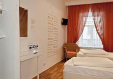 СИТИКОМФОРТ НА АРБАТСКОЙ Двухместный стандартный номер с 2 отдельными кроватями
