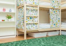 ХОСТЕЛЫ РУС - ТВЕРСКАЯ-ЯМСКАЯ (м. Белорусская, Белорусский вокзал) Кровать в общем номере для мужчин и женщин на 10 человек