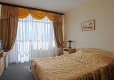 Байкал | пос. Листвянка | Баня | Детская площадка Двухместный Эконом с 1 кроватью