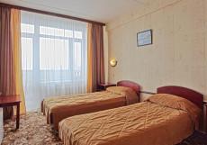 Байкал | пос. Листвянка | баня | детская площадка Двухместный Эконом с 2 раздельными кроватямию