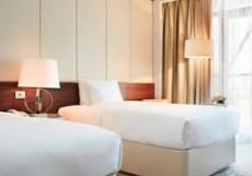 Отель Renaissance (г. Минск, Центр города) Стандартный номер с кроватью размера «king-size» или 2 отдельными кроватями