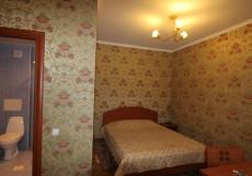 СТРАНА МАГНОЛИЙ (г. Адлер) Двухместный стандартный номер с двухспальной или 2 односпальными кроватями