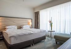 ИМЕРЕТИНСКИЙ (рядом с Олимпийским парком) Стандартный двухместный номер с 1 кроватью и видом на море