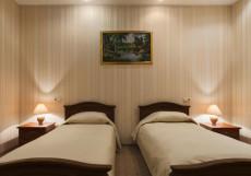 ВИВА - VIVA   м. Алексеевская   м. ВДНХ   ВВЦ Стандартный двухместный номер с 2 отдельными кроватями