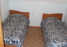 ВОТЧИНА ДЕДА МОРОЗА HOLIDAY PARK (г. Великий Устюг) Двухместный номер эконом-класса с 2 отдельными кроватями