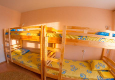 Хостел Smile Minsk (г. Минск, метро Малиновка) общий номер с 4 кроватями