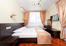 ИМЕРА (г. Анапа, п. Витязево) Двухместный стандарт с балконом