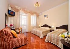 ИМЕРА (г. Анапа, п. Витязево) Четырехместный стандарт без балкона