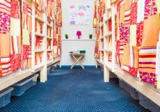 ХОСТЕЛЫ РУС КИЕВСКАЯ (м. Киевская, Деловой центр, Экспоцентр) Кровать в женском 8-местном номере