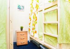 ХОСТЕЛЫ РУС КИЕВСКАЯ (м. Киевская, Деловой центр, Экспоцентр) Кровать в мужском 8-местном номере