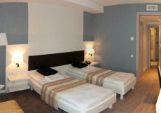 Дагомыс Оздоровительный Комплекс (г. Сочи, поселок Дагомыс) Стандартный двухместный с 2 отельными кроватями с лечением