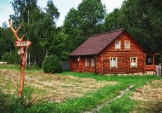 САФАРИ ПАРКЪ (организация охоты, рыбалки) Дом с баней