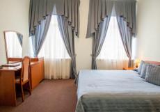 АСТЕРИЯ (м. Сенная Площадь) Стандартный двухместный номер с двуспальной кроватью
