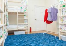 ХОСТЕЛЫ РУС - ТВЕРСКАЯ-ЯМСКАЯ (м. Белорусская, Белорусский вокзал)  Кровать в общем номере для женщин на 10 человек