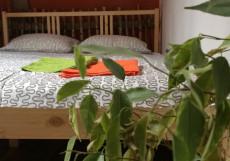 Кислород | (б.ХОСТЕЛ ВОЗДУХ) (г. Ярославль, исторический центр) Двухместный номер Эконом с 1кроватью и общей ванной комнатой