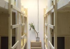 Кислород | (б.ХОСТЕЛ ВОЗДУХ) (г. Ярославль, исторический центр) Кровать в общем номере с 8 кроватями и общей ванной комнатой