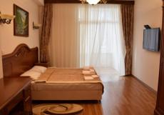 ГОРНЫЙ ХРУСТАЛЬ (45 км от аэропорта Сочи) Апартаменты с одной спальней