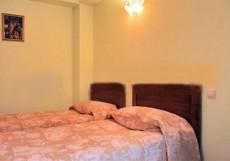 МЕЛОДИЯ ГОР (пос. Эсто-Садок, г. Сочи) Стандартный двухместный номер с 2 отдельными кроватями