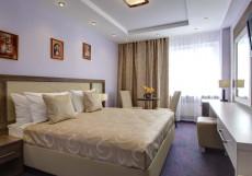 Измайлово Альфа Улучшенный двухместный номер с 1 кроватью или 2 отдельными кроватями