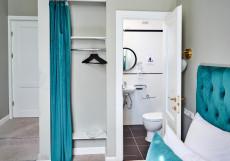 Дизайн Отель Оскар Стандартный двухместный номер с 1 кроватью - Без окна