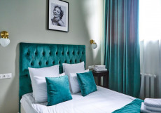 Дизайн Отель Оскар Большой двухместный номер с 1 кроватью