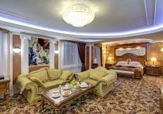 Измайлово Альфа - отель, гостиница в Москве Джуниор Сюит Престиж (клубный этаж)