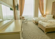ГРАНД САПФИР GRAND SAPPHIRE (г. Алматы, Казахстан) Стандартный двухместный с 2 кроватями
