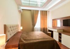 АЛЬВА ДОННА (Котельники, м. Жулебино) Стандартный двухместный номер с одной двуспальной кроватью