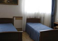 ТРЕК ГОСТИНИЧНЫЙ КОМПЛЕКС (Г. НАЛЬЧИК, ПАРК КУЛЬТУРЫ) Стандартный двухместный номер с 2 отдельными кроватями 25 м²