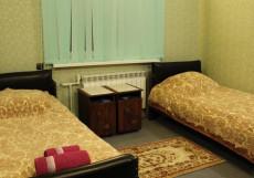 КЛЕН (Г. СУРГУТ, СЕВЕРНЫЙ ПРОМЫШЛЕННЫЙ Р-Н) Двухместный номер с 2 отдельными кроватями и душем