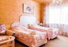 Бережки Холл (Спа отель с бассейном, Коттеджи) Двухместный номер с 2 отдельными кроватями