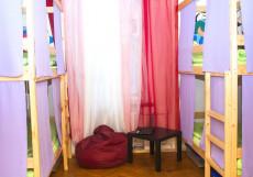 ХОСТЕЛЫ РУС-КИТАЙ-ГОРОД  (м. Китай-город) Койко-место в женском номере на 4 человека