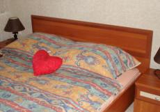СЕВЕРНЫЙ ОТЕЛЬ (Г. УХТА, ЦЕНТР ГОРОДА) Люкс с 1 спальней с кроватью размера «king-size»