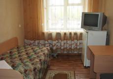 TIMAN HOTEL (Г. УХТА, ЦЕНТР ГОРОДА) Бюджетный двухместный номер с 2 отдельными кроватями