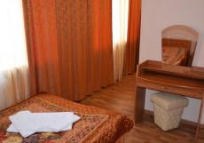 TIMAN HOTEL (Г. УХТА, ЦЕНТР ГОРОДА) Улучшенный двухместный номер с 1 кроватью